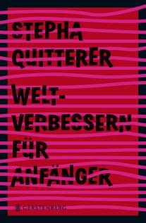 Cover Weltverbessern fuer Anfaenger
